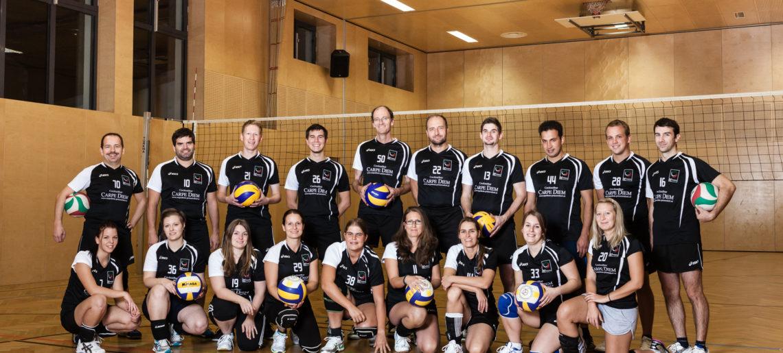 Neue Hompepage des UVC Prinzersdorf